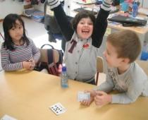 1st Class – Fun Maths