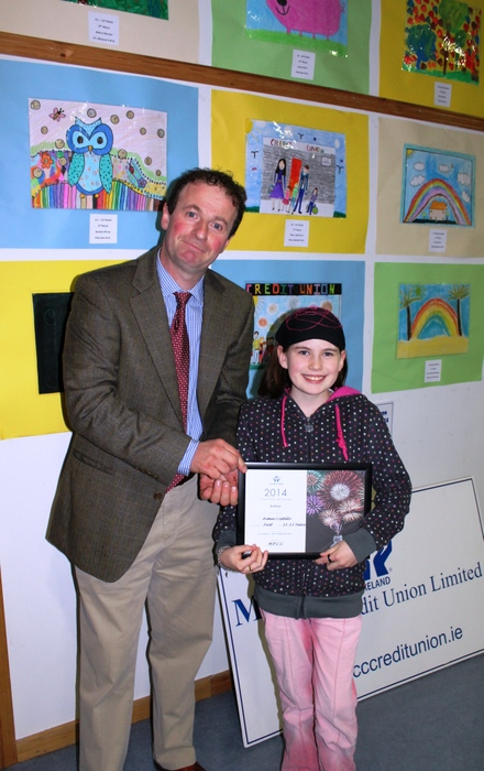 Credit Union Art Competition Winners 2014