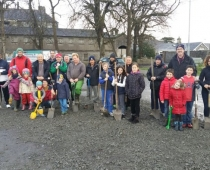 Parents Association: Car Park Repairs Nov 2015
