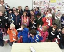 Paula's Class with Pattern Snakes: Nov 2015