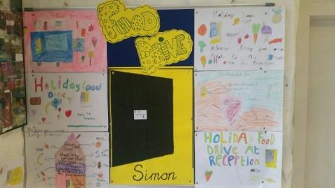 Second Class: Simon Christmas Campaign