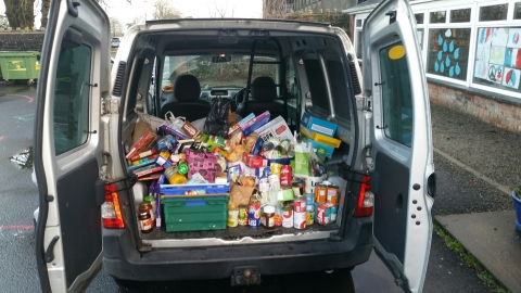 Simon  Food Appeal