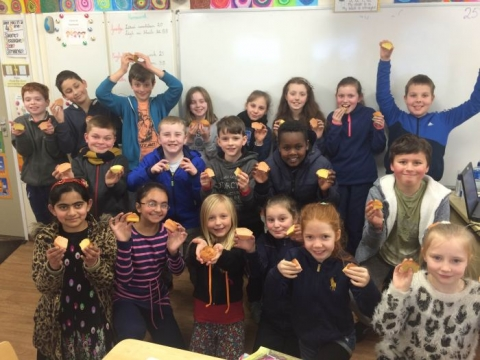 Fourth Class Activities
