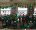 Junior infant St Patricks Day Performance