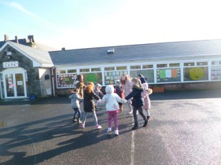 J.Infants and 4th class fun