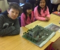 Third class: 1916 Streetscape project
