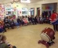 Kodo Drumming First Class
