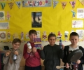 Fourth Class Roald Dahl Day