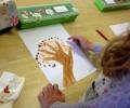Autumn Handprints: Senior Infants