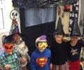 Spooky Times in Junior Infants