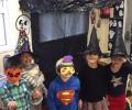 Spooky Times in Junior Infants