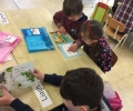 Shared Reading with Junior Infants and Third Class
