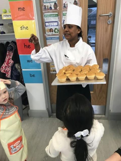 Rachel's Junior Infant Chefs