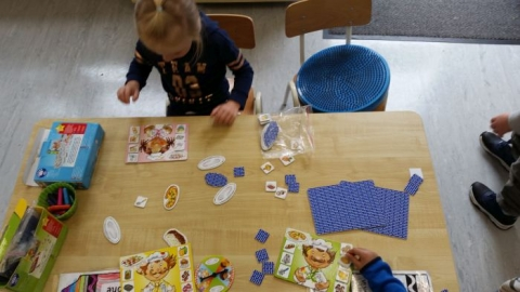 Bernie's Junior infant Aistear Activities
